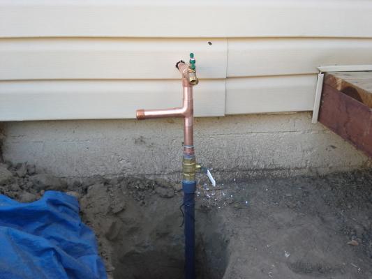 Slab Leak Detection And Repair