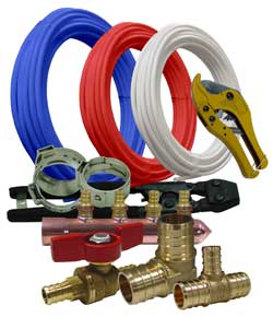 PEX tube fittings  sc 1 st  Sacramento RePipe specialists & PEX tube fittings - Repipe Sacramento SMP