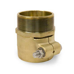 how to connect pex pipre compression fittings