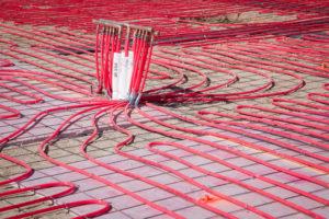 Underfloor Heating Super Brothers Repipe