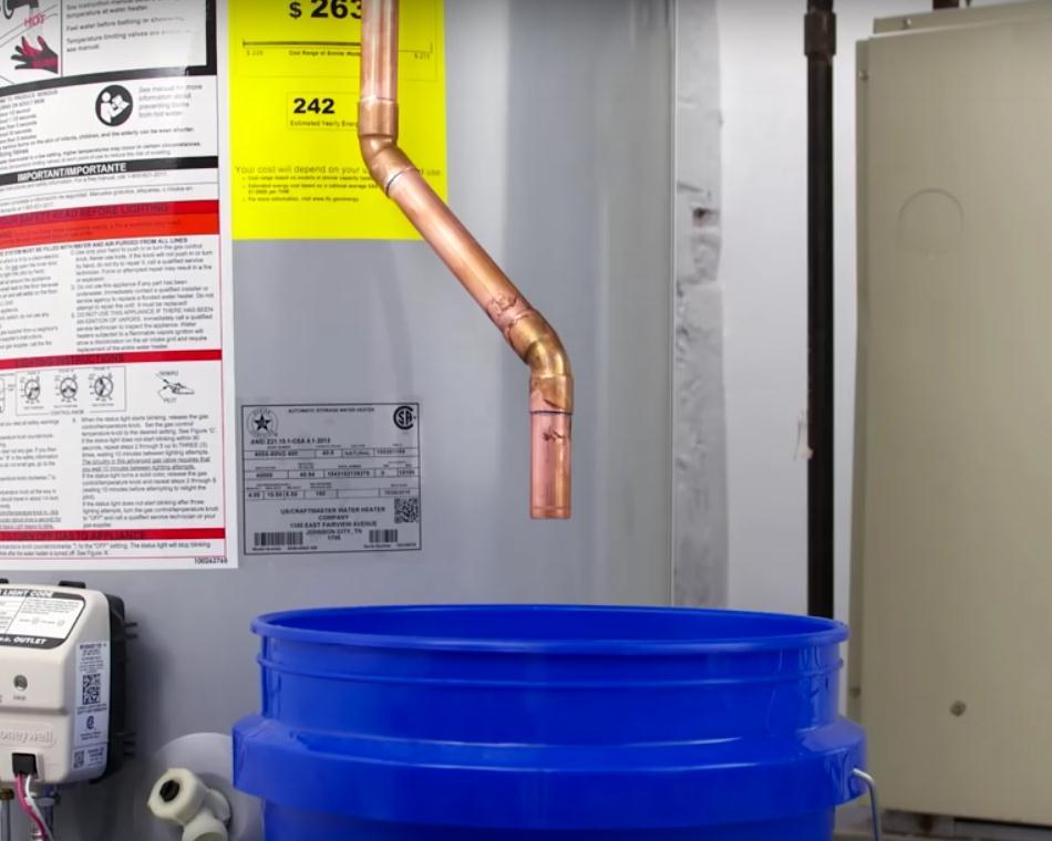 Water Heater Installation Part 3 Installation Of New