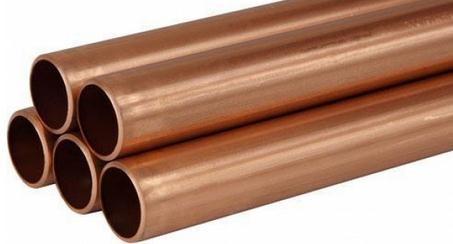 Copper tubing super mario repipe for Used copper pipe