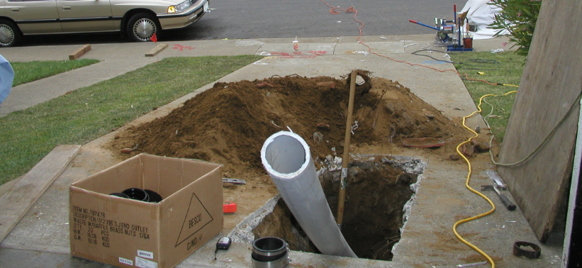 Benefits of Trenchless Sewer Line Replacement
