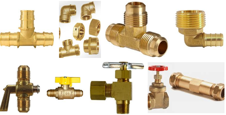 Damages Which Yellow Brass Pipe Fittings Could Cause