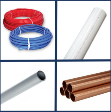 Polybutylene Pipe Replacement: Replacement CPVC Versus PEX