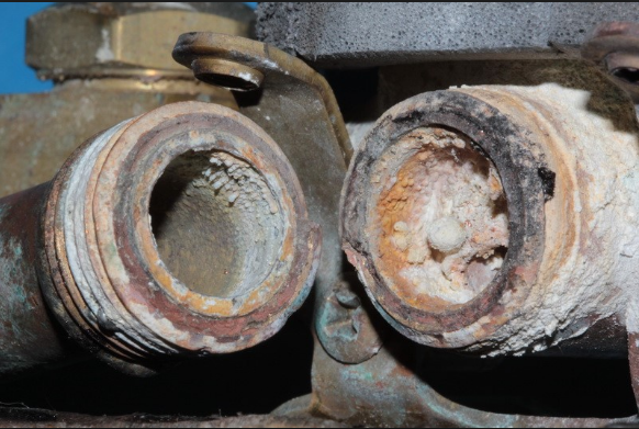 The Danger of Dezincification in Your Home Pipes.